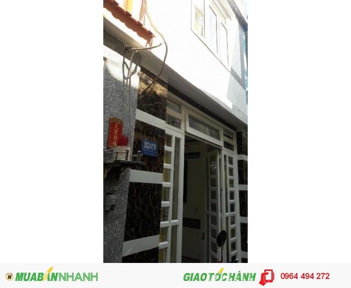 Cần bán căn nhà đường phan huy ích, phường 12, quận Gò Vấp, SHR