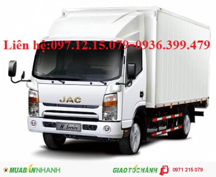 JAC Tải nhẹ sản xuất năm 2016 Số tay (số sàn) Xe tải động cơ Dầu diesel