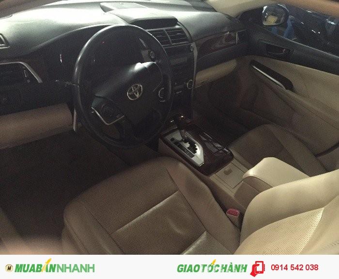 Cần Bán xe Toyota Camry 2.0L 1 đời chủ 2