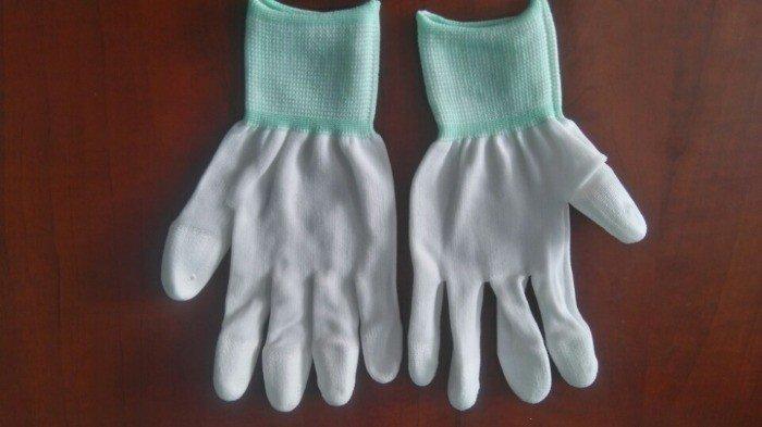 Găng tay phủ PU ngón tay giá sỉ  - tại Bình Dương, Thủ Đức, HCM