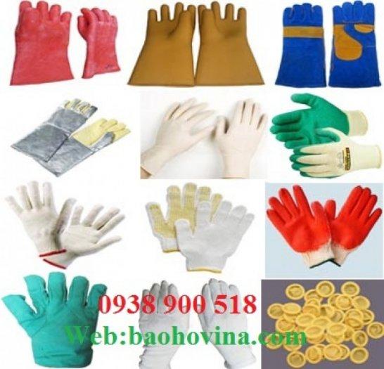 Găng tay phủ PU ngón tay giá sỉ  - tại Bình Dương, Thủ Đức, HCM, 5