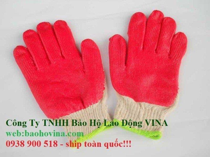 Găng tay phủ PU ngón tay giá sỉ  - tại Bình Dương, Thủ Đức, HCM, 4