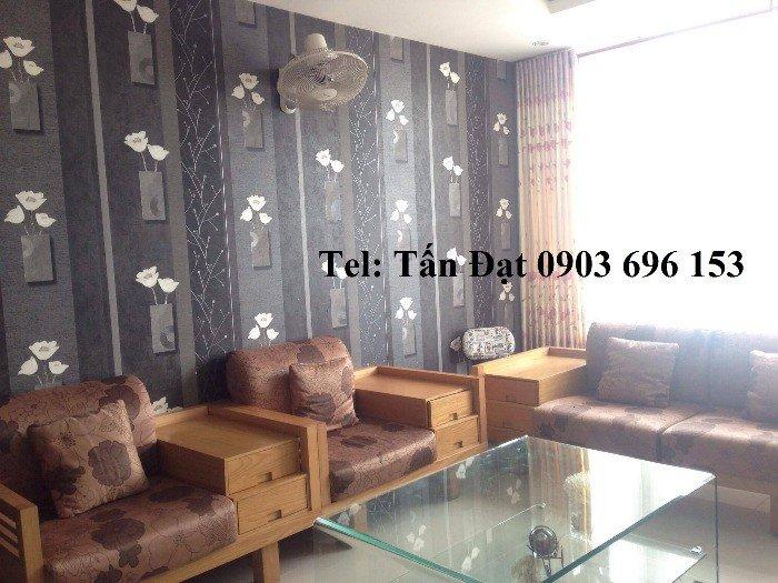 Cần cho thuê gấp căn hộ Hoàng Anh Giai Việt – Đường Tạ Quang Bửu, Quận 8