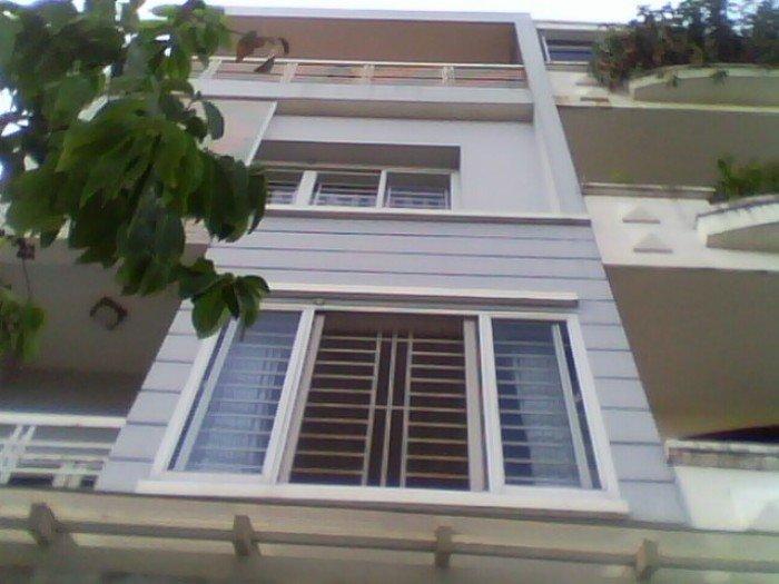 Cho thuê nhà mặt phố đường Nguyễn Văn Thủ, P.Đa Kao, Quận 1, DT: 16x10m, diện tích: 320m2, 2 lầu, giá: 8.000$