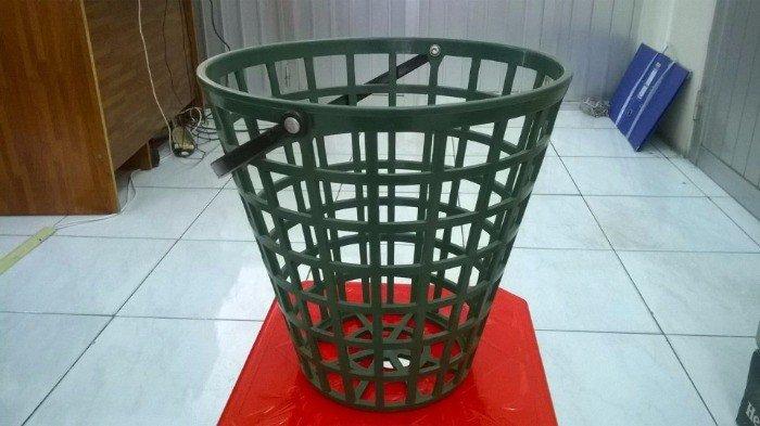 Rổ đựng bóng golf, thiết bị sân tập golf1