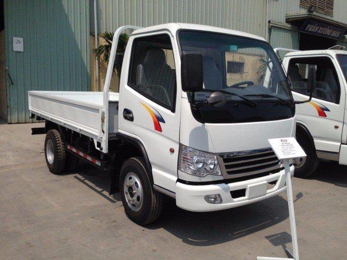 Xe tải TMT Cửu Long 1tấn25 thùng dài 2m1