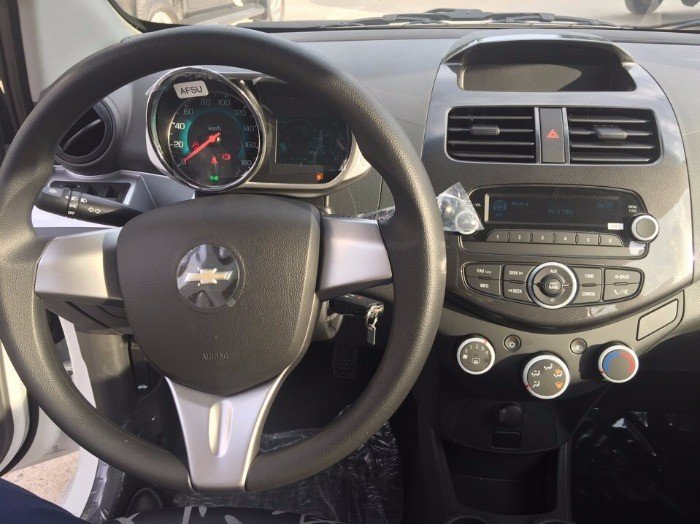 Bán xe Chevrolet Spark Van 2017
