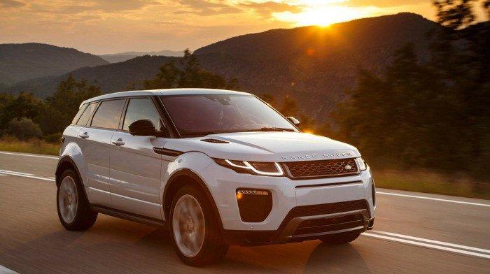 Cho thuê xe du lịch, thuê xe tháng Range Rover Evoque Dynamic 2015