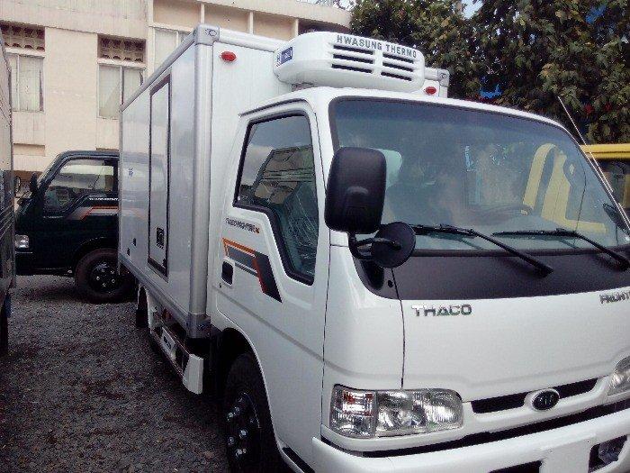 Bán xe tải ĐÔNG LẠNH THACO K165 TẢI TRỌNG 2 TẤN - BÁN XE TRẢ GÓP