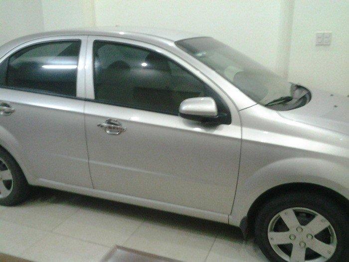 Bán xe Chevrolet Aveo 2012 1
