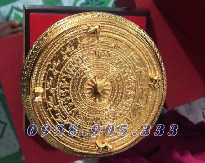 Chú ý! Trống đồng mạ vàng, Quà tặng lưu niệm bản sắc Việt Nam.3