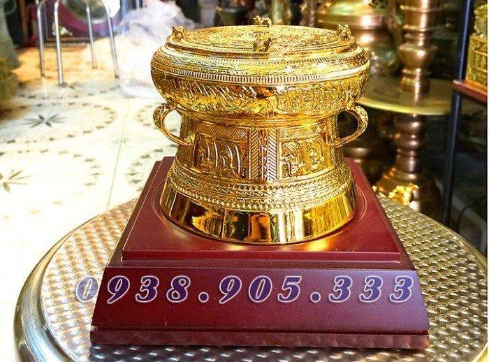 Chú ý! Trống đồng mạ vàng, Quà tặng lưu niệm bản sắc Việt Nam.1