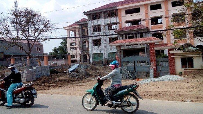 Đất dự án mới gần bệnh viện chợ gẩy 2 tp HCM, 590triệu/nền