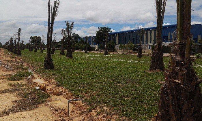 Đất Củ Chi, gần BV Xuyên Á, KCN Tân Phú Trung,QL22,SHR, Ck 10%,XDTD