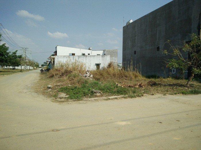 Chỉ 95tr sở hữu ngay nền đất khu tái định cư TP.HCM, sổ hồng riêng, thổ cư 100%