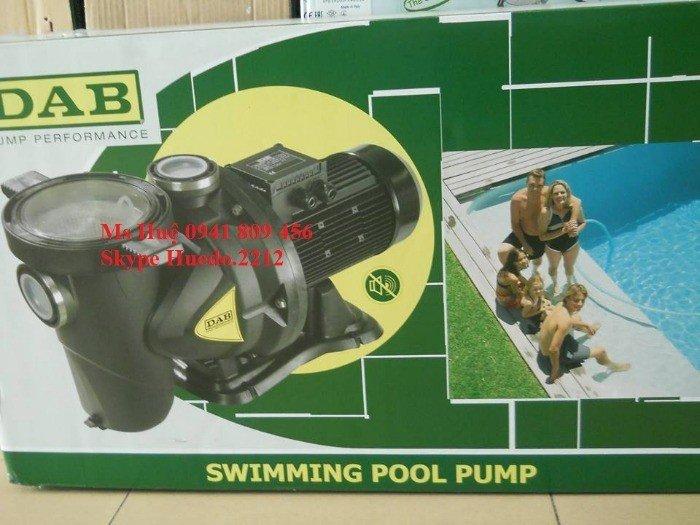 Bơm chuyên dụng cho Hồ bơi - EUROSWIM (DAB)