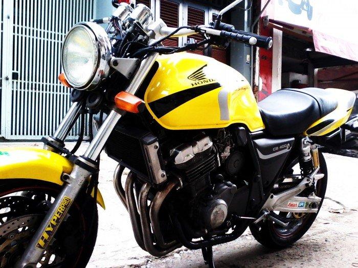 Honda CB sản xuất năm