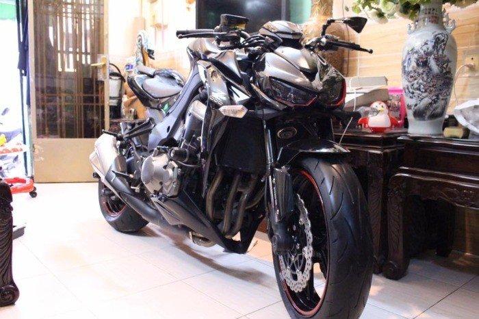 Xe máy điện, xe máy khác Z1000 sản xuất năm 2015
