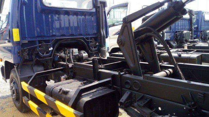 Xe tải ben HD65 1,75 TẤN vào thành phố,hỗ trợ mua xe trả góp