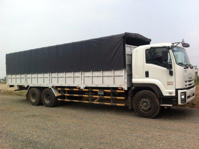 Xe tải Isuzu FVM34W 16 tấn giảm giá còn 1520 triệu