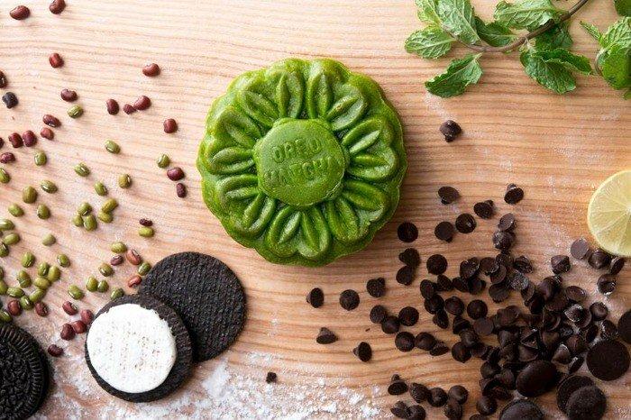 Hộp Bánh Trung Thu D'art Chocolate  Vũ Điệu Ánh Trăng1