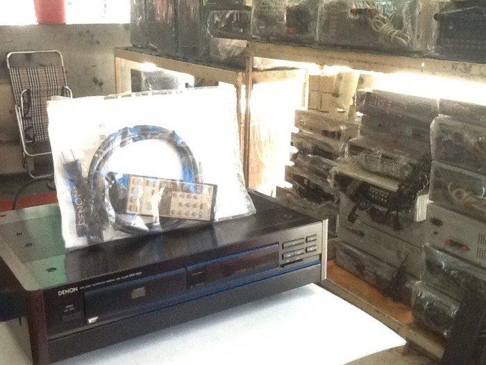 Bán chuyên CD denon CD 1650 hàng bải tuyển chọn từ nhật về1