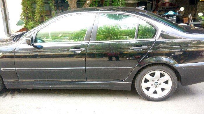 BMW 116i sản xuất năm 2003 Số tự động Động cơ Xăng