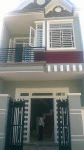Nhà mới, 1trệt, 1 lầu,SHR,230 Nguyễn Văn Bứa