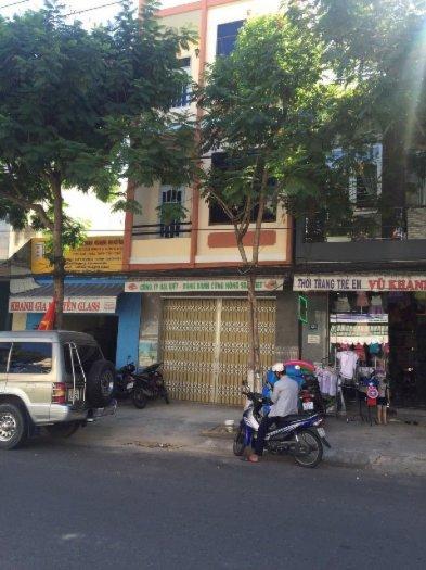 Bán nhà mặt tiền đường Huỳnh Ngọc Huệ, quận Thanh Khê, Đà Nẵng.