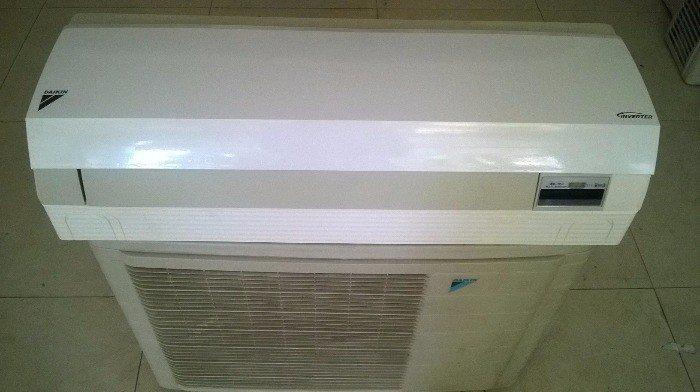 Bán máy lạnh Daikin 1.0hp hàng nội địa nhật inverter mới 90% giá rẻ0