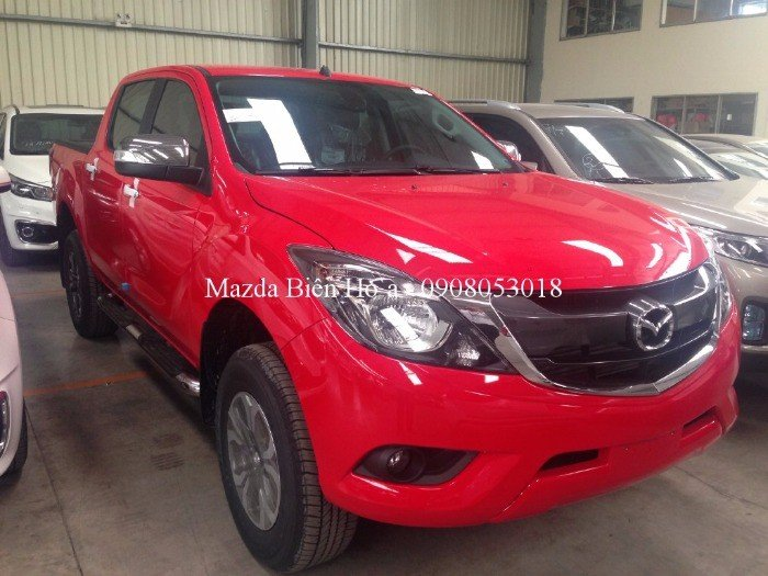 Mazda Biên Hòa, ưu đãi cực lớn BT50 (Nhập Khẩu),  hỗ trợ vay ngân hàng lên đến 85% giá trị xe