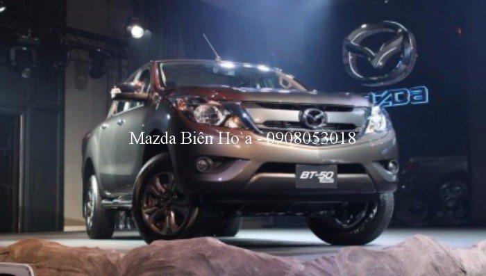 Mazda Biên Hòa, ưu đãi cực lớn BT50 (Nhập Khẩu),  hỗ trợ vay ngân hàng lên đến 85% giá trị xe 3