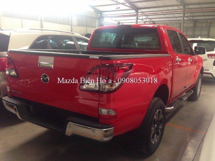 Mazda Biên Hòa, ưu đãi cực lớn BT50 (Nhập Khẩu),  hỗ trợ vay ngân hàng lên đến 85% giá trị xe 4