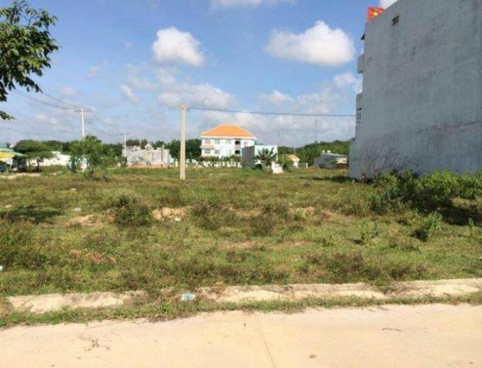 Bán đất thổ cư bình dương, dt 150m2 5x30, gần trường thới hoà, dân cư đông tiện xây trọ