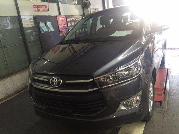 Toyota Innova sản xuất năm 2018 Số tay (số sàn) Động cơ Xăng