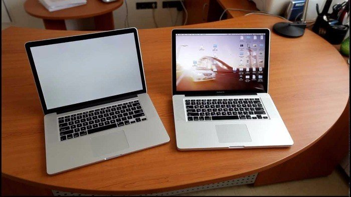 Macbook Pro MC724 | cpu core i7 2.7G.