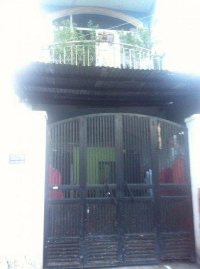 Nhà 1 lầu, nở hậu 8m, dt: 4x20m, chợ Phạm Đăng Giảng