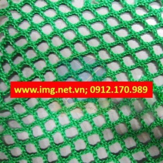 Lưới an toàn Polyester  Mắt lưới 2.5cm x 2.5cm KT: 4m x 50m, 2m x 50m, 5