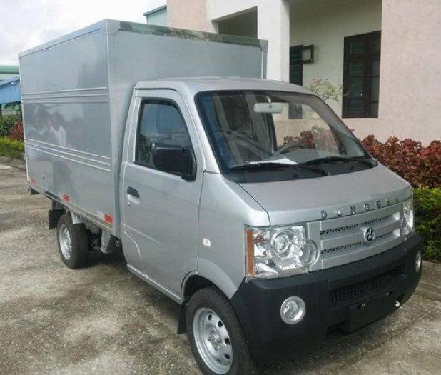 Xe tải DongBen 870Kg. Xe tải DB1021 - DongBen 870Kg. Xe tải DongBen thùng lửng