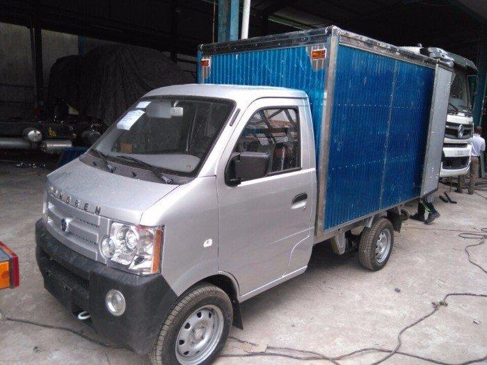 Xe tải DongBen 870Kg. Xe tải DB1021 - DongBen 870Kg. Xe tải DongBen thùng lửng 2
