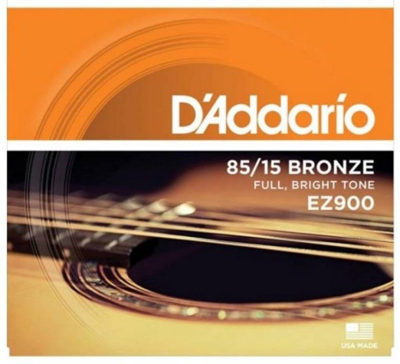 Dây Đàn Acoustic Guitar - D'Addario EZ900