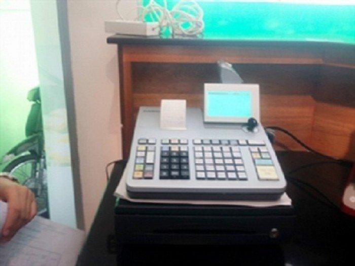 Thanh lý máy tính tiền cho quán cafe điểm tâm giá rẻ CẦN THƠ0