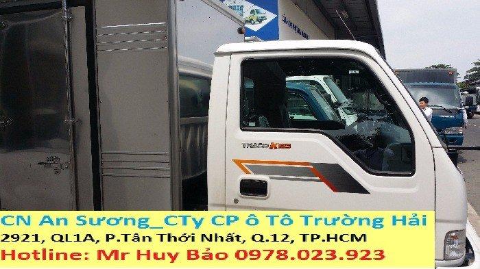 Showroom AN SƯƠNG bán  Xe tải Kia 2.4 tấn vào được thành phố