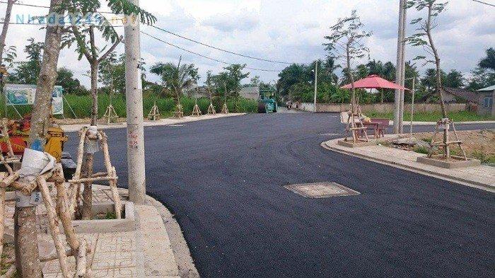 Đất xây nhà 4x20m, Quốc Lộc 22, Hóc Môn , 80m2
