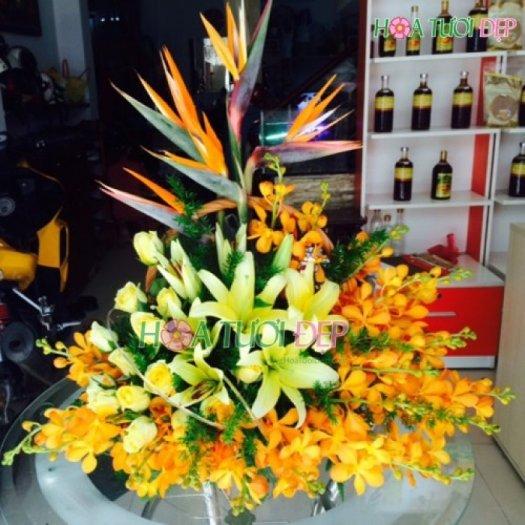 Hoa Chúc Mừng CM103, giá 550.000đ0