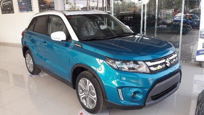 Suzuki New Vitara 2016