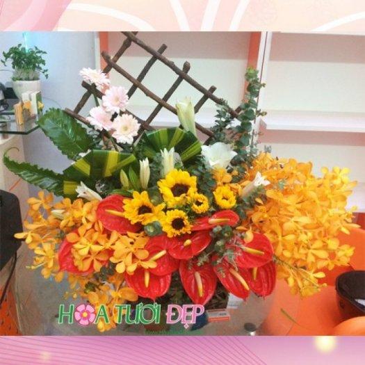 Hoa Chúc Mừng CM115, giá 1.000.000đ0