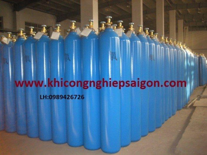 Cho thuê bình khí oxy y tế 24/24h tại TPHCM