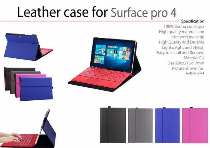 Case Surface Pro 4 giá rẻ