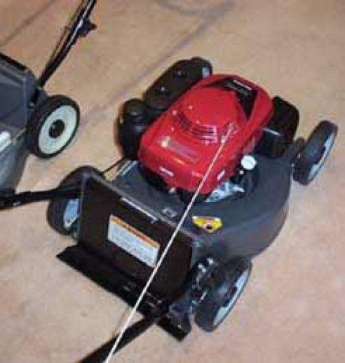 Máy cắt cỏ honda HRU 196 DPU, HRU 216 DSU1